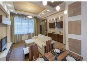 Комплекс «Bridge Mountain Villas» 4-местный 2-комнатный 2-этажный коттедж