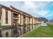Коттеджный комплекс «Bridge Mountain Villas»