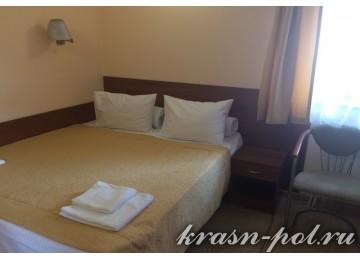 Отель «Фламинго» Стандарт 2-местный (Старый корпус)