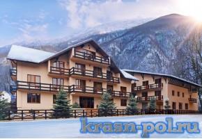 «Гала Альпик» отель