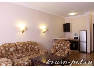 Отель «Гала Плаза» Апартаменты
