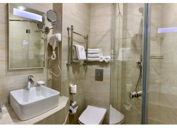 Стандарт 2-местный 1-комнатный | Отель Грейс Империал -Красная Поляна