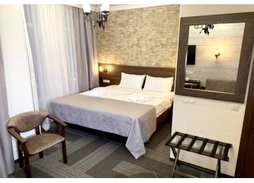 Джуниор Сьют 2- местный 1-комнатный  (с балконом) | Отель Грейс Империал -Красная Поляна