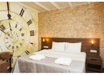 Стандарт 2-местный 1-комнатный (Балкон)   Отель Грейс Империал -Красная Поляна