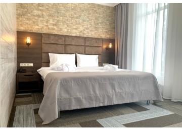 Премиум Люкс 2-местный 2-комнатный| Отель Грейс Империал -Красная Поляна