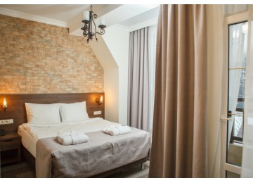 Джуниор Сьют 2- местный 1-комнатный  (с балконом)   Отель Грейс Империал -Красная Поляна