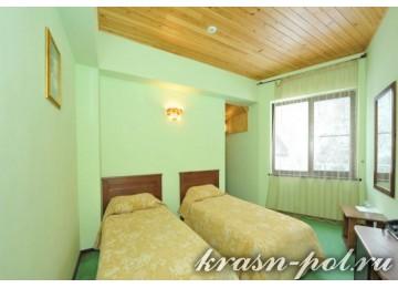 Отель «Мелодия гор» Стандарт 2-местный с одной кроватью
