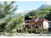 Отель Мелодия гор | Территория, внешний вид