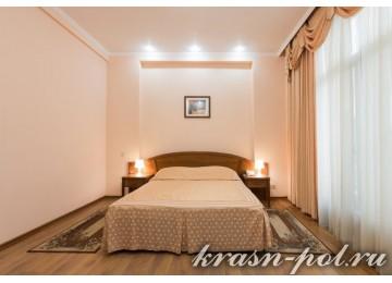 Отель «Тройка» Стандарт 2-местный с 1 кроватью