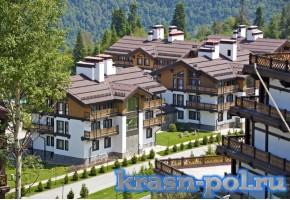 «Поляна 1389» отель и СПА