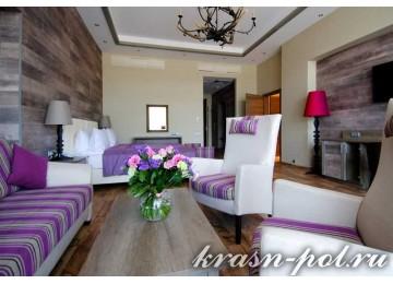 Отель «Поляна 1389» Полулюкс 2-местный