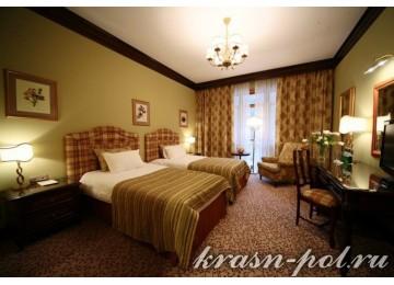 Отель «Гранд-отель Поляна» 2-местный делюкс