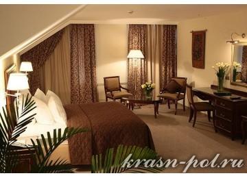 Отель «Гранд-отель Поляна» 2-местный люкс-студия