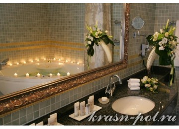 Отель «Гранд-отель Поляна» 2-местный люкс-студия для новобрачных