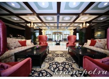 Отель «Гранд-отель Поляна» 2-местный 2-комнатный люкс