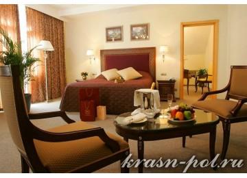 Отель «Гранд-отель Поляна» 2-местный  бизнес люкс