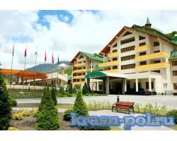 «Гранд-отель Поляна» отель