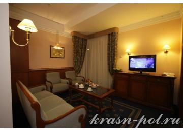 Отель «Пик отель» 2-местный 2-уровневые апартаменты