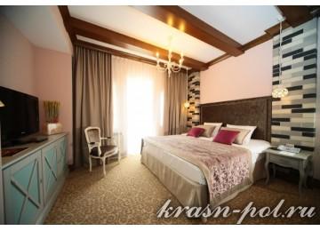 Отель «Пик отель» 3-местный 3-комнатный Шале