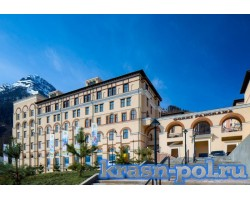 «Gorki Panorama» / «Горки Панорама» отель