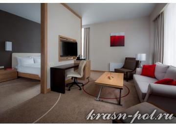 Отель «Gorki Panorama» / «Горки Панорама» Люкс 2-местный