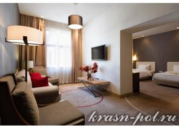 Отель «Gorki Panorama» / «Горки Панорама» Люкс Супериор 2-местный 2-комнатный