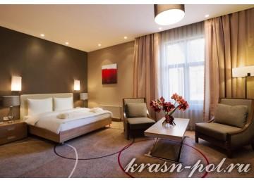 Отель «Gorki Panorama» / «Горки Панорама» Люкс для людей с ограниченными возможностями