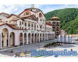 «Gorki Plaza» / «Горки Плаза» отель