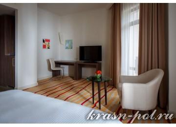 Отель «Gorki Plaza» / «Горки Плаза» Делюкс 2-местный