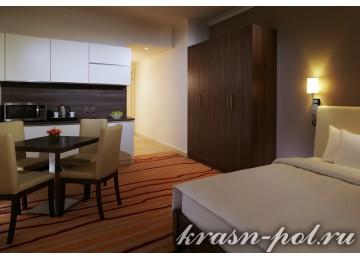 Отель «Gorki Plaza» / «Горки Плаза» Люкс Гранд 2-местный