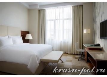 Отель «Gorki Grand» / «Горки Гранд» Номера для людей с ограниченными возможностями