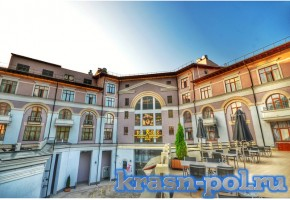«Rixos Krasnaya Polyana Sochi» отель