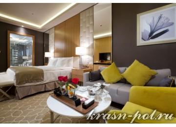 Отель «Rixos Krasnaya Polyana Sochi» 2-местный deluxe