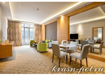 Отель «Rixos Krasnaya Polyana Sochi» 2-местный junior suite