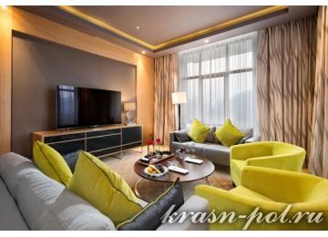 Отель «Rixos Krasnaya Polyana Sochi» 2-местный executive suite