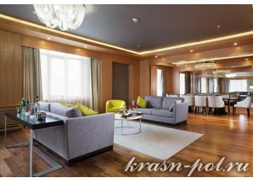 Отель «Rixos Krasnaya Polyana Sochi» 2-местный президентский люкс