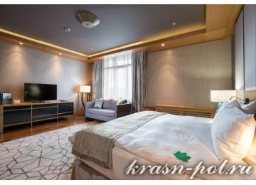 Отель «Rixos Krasnaya Polyana Sochi» 2-местный королевский люкс