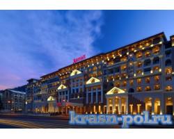«Sochi Marriott Krasnaya Polyana» отель