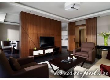Отель «Sochi Marriott Krasnaya Polyana» Семейный 1-комнатный Улучшенный номер