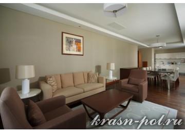 Отель «Sochi Marriott Krasnaya Polyana» Семейный 3-комнатный Гранд Люкс