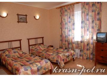 Отель «Альпийский двор» Стандарт 2-местный