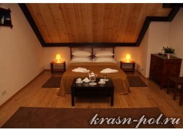 Отель «Альпийский двор» Стандарт+ 2-местный