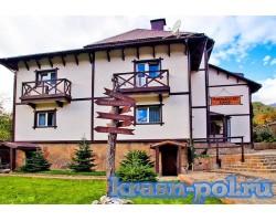 «Альпийский двор» отель