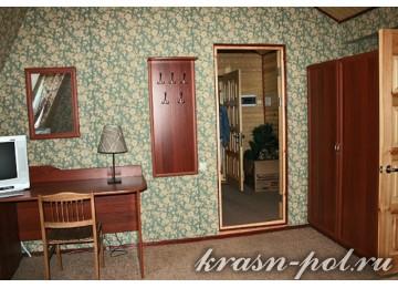 Отель «Ангел» 4-местный 2-комнатный номер Семейный