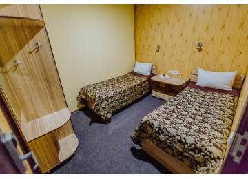 Капсула 2-местный 1-комнатный |«Bridge Mountain