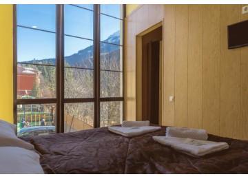 Эконом 2-местный 1-комнатный |Bridge Mountain
