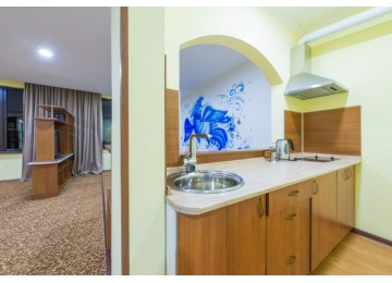 Апартамент 2-местный 2-комнатный с кухней|Bridge Mountain