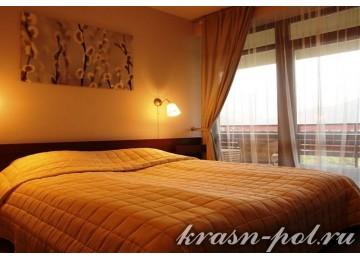 Отель  «Катерина-Альпик» Квартира с 1-ой спальней