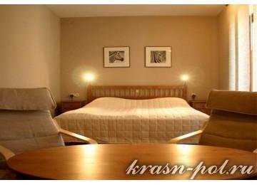 Отель  «Катерина-Альпик» Квартира с 2-мя спальнями