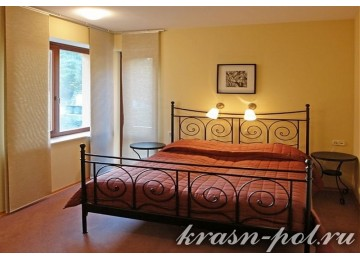Отель  «Катерина-Альпик» Квартира с 3-мя спальнями